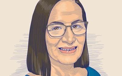 Alexandra Sánchez Abarca, 63 años. Costa Rica
