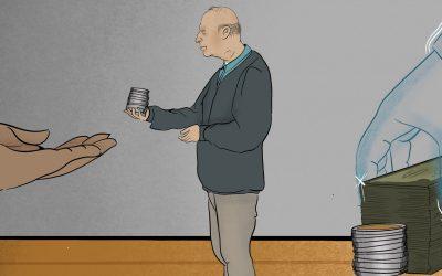 AFP: Las millonarias 'comisiones fantasma' que pagan los trabajadores
